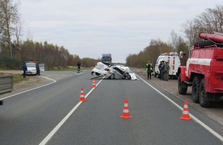 Один человек умер иодин пострадал вДТП вРжевском районе