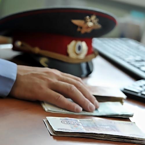 ВСевастополе попался навзятке инспектор ГИБДД