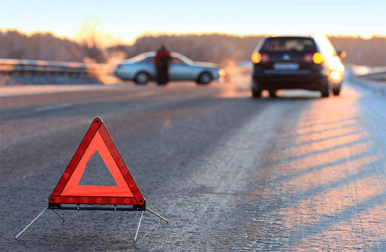 Втройном ДТП вУльяновске пострадала женщина