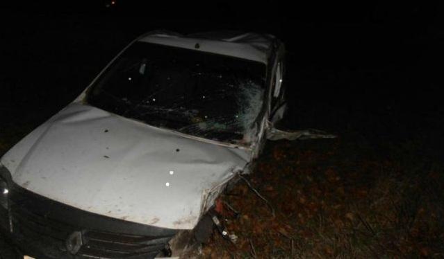 «Рено» пытался обогнать»: «умер шофёр ВАЗа, трое отправлены вбольницу