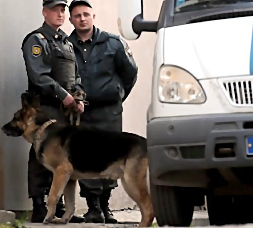 Администрацию Сергиева Посада эвакуировали из-за газет