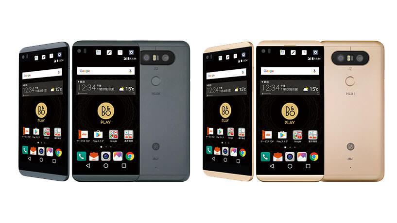 Состоялась презентация смартфона LG V34 с защитой от воды и пыли