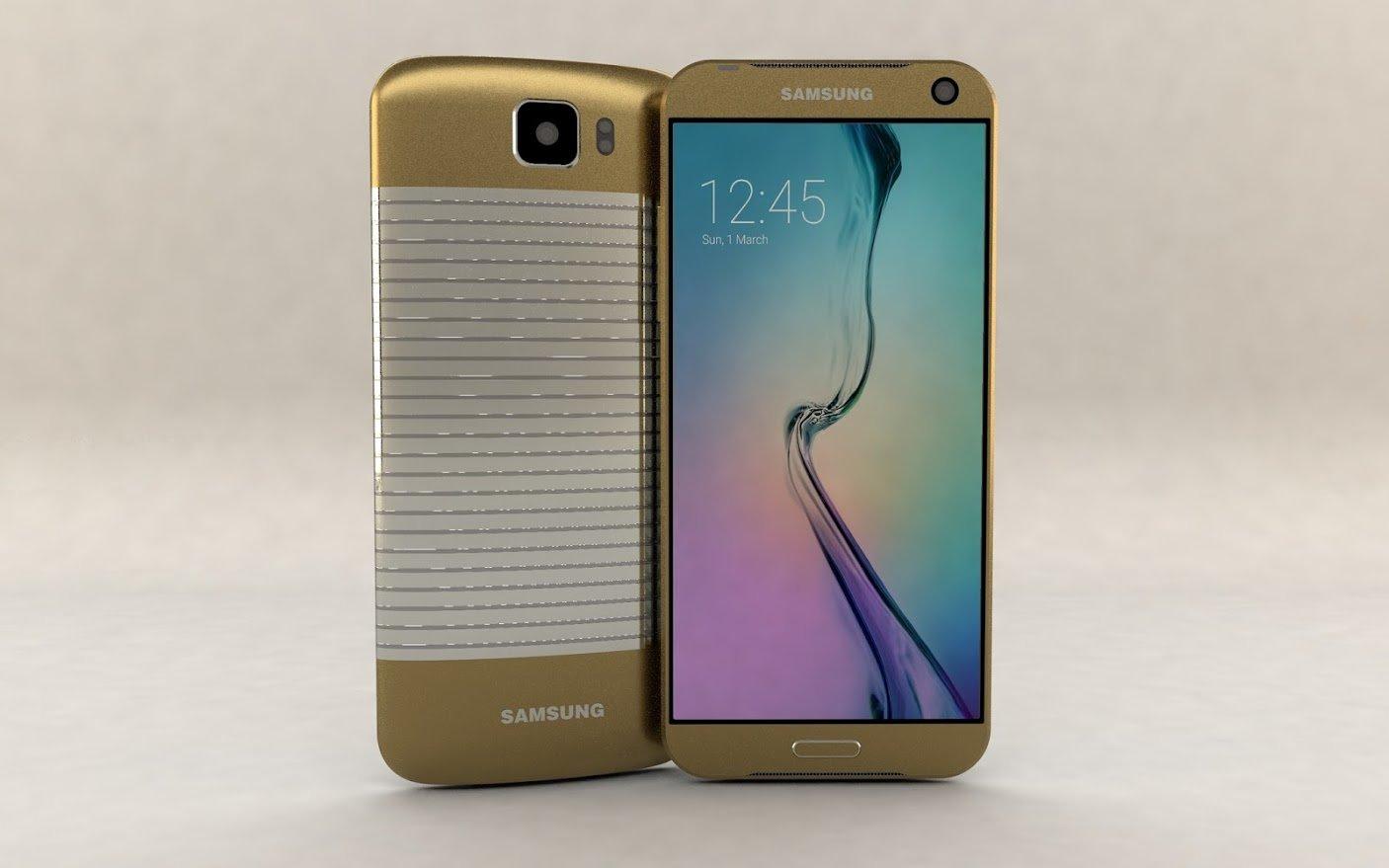 Samsung Galaxy S7 представят в январе