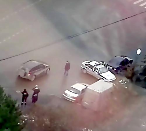 Гражданин Екатеринбурга на Сузуки сбил 9-летнего ребенка