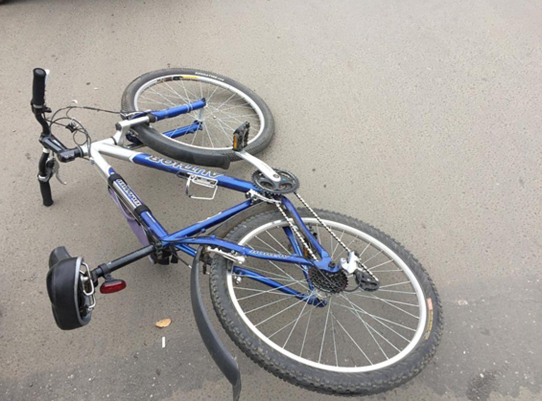 ВБалахне шофёр сбил насмерть пожилого велосипедиста и исчез