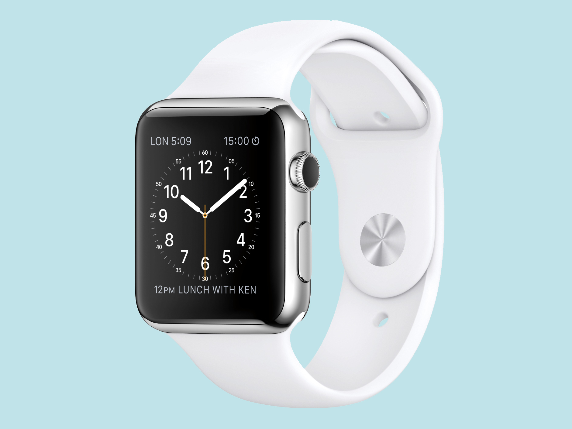 В русских магазинах снизились цены напервое поколение Apple Watch