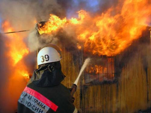 ВБелгороде впожаре вдоме наулице Буденного умер мужчина