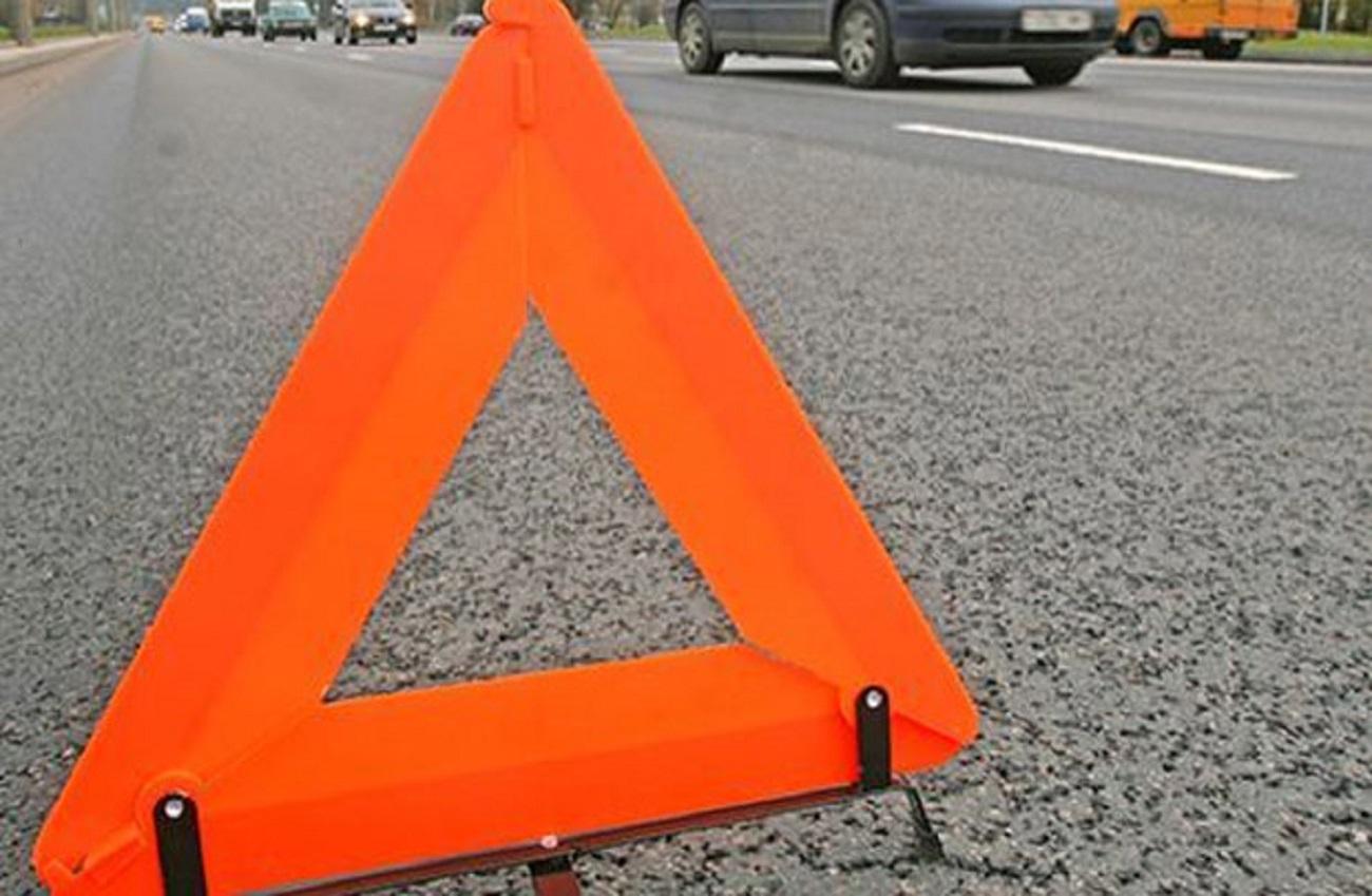 ВКузнецком районе иностранная машина сбила пешехода