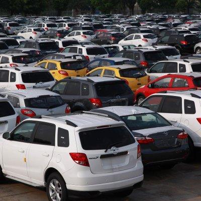 Скоро в России будет продан миллионный китайский автомобиль