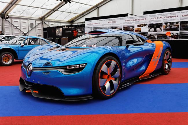 Альпин выпустит собственный серийный автомобиль уже кконцу 2016