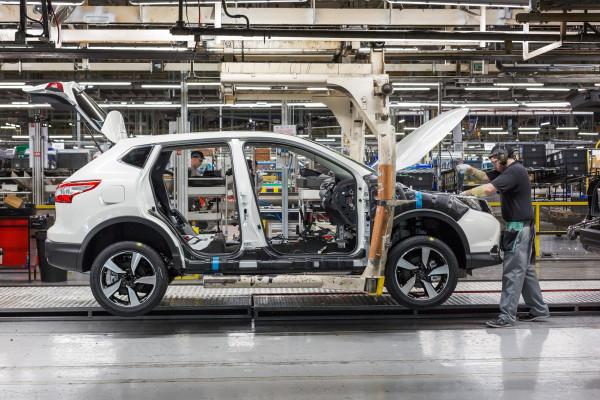 Ниссан объявил орасширении производства авто вАнглии