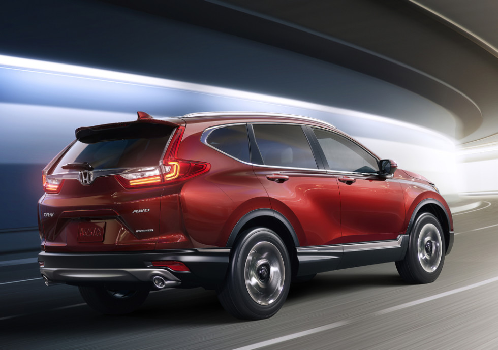 Хонда хочет нарастить объем импорта собственных авто вАмерику