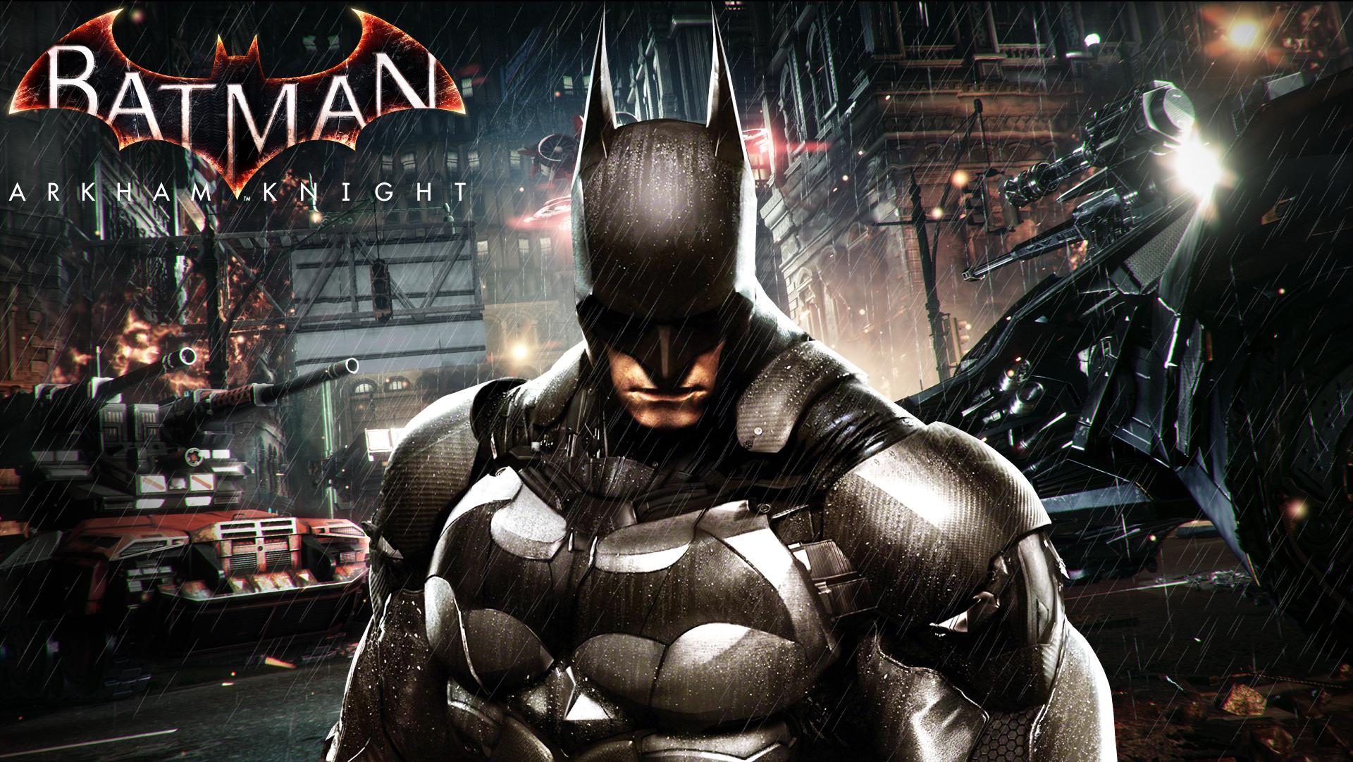 PC-версия Batman Arkham Knight вернется в продажу 28 октября