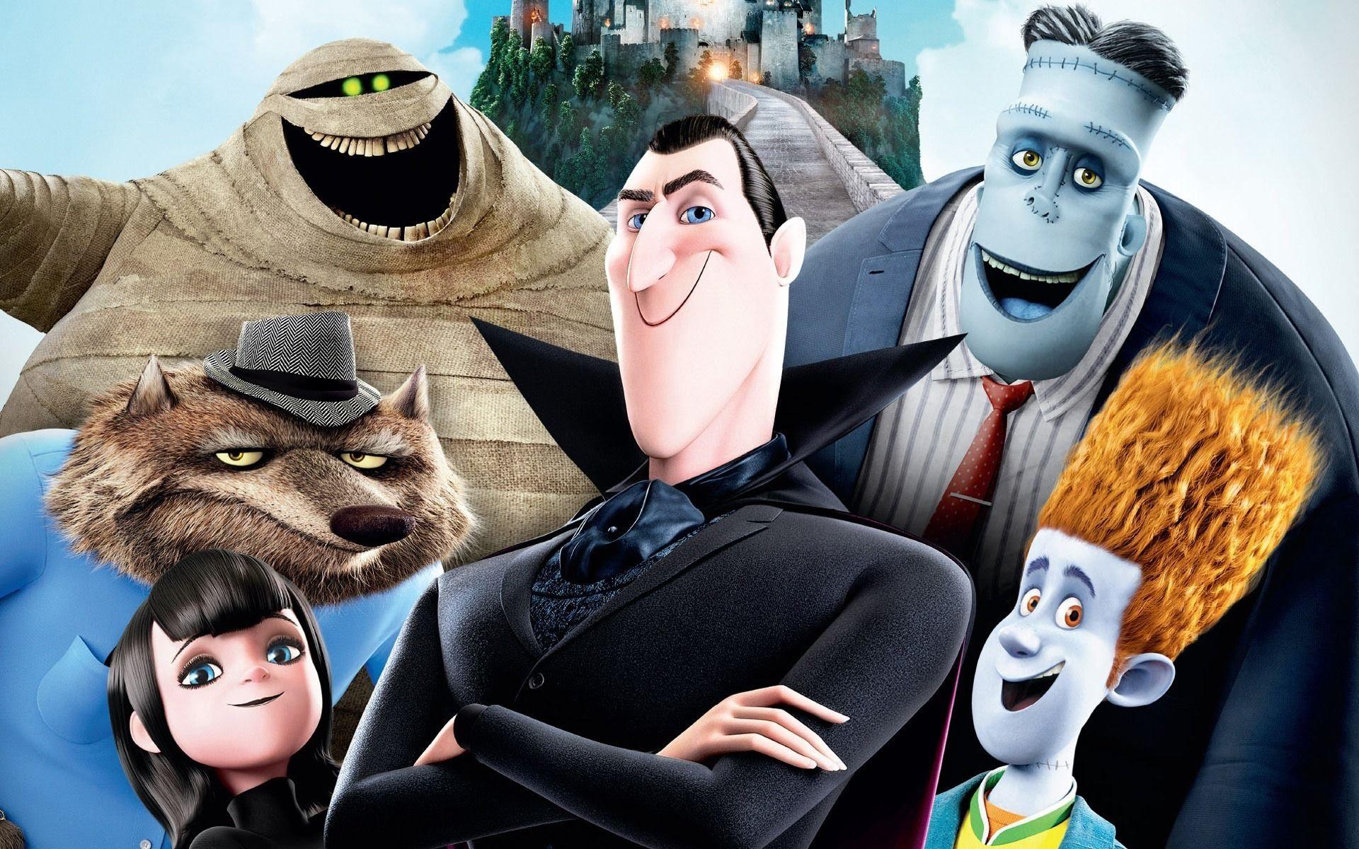 Анимационный фильм Монстры на каникулах – 2 лидирует в российском прокате