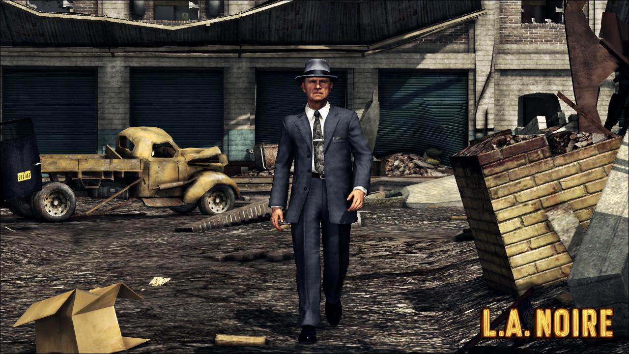 Rockstar показала ремастер L. A. Noire в4K-трейлере