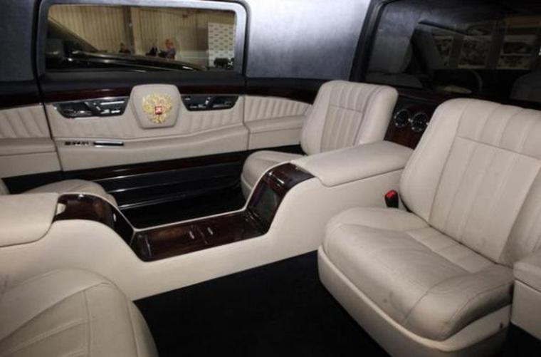 Собирать лимузины для первых лиц России будет институт НАМИ в Москве
