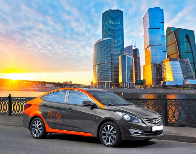 Хюндай планирует увеличить долю корпоративных продаж в Российской Федерации
