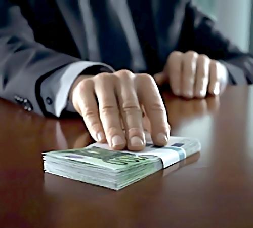 ВДагестане следователь подозревается вполучении взятки 100 тыс. руб.