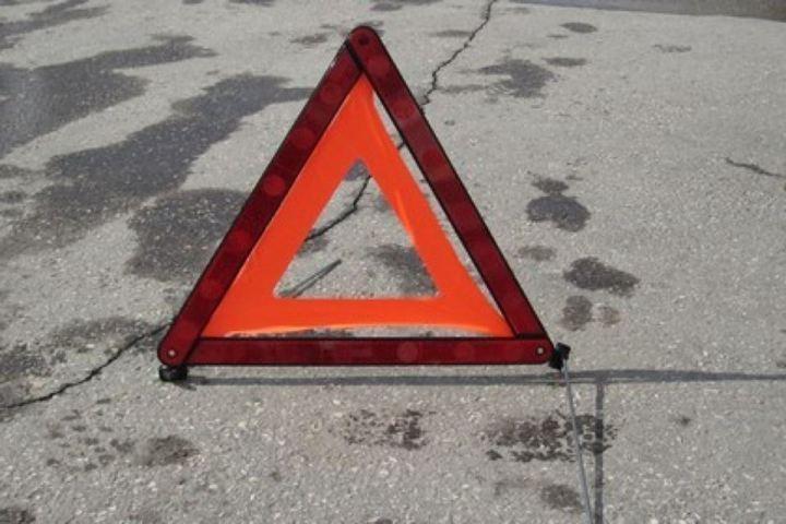 ВОрле автоледи сбила пешехода натрамвайной остановке