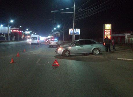 ВРязани наМосковском шоссе столкнулись две иномарки