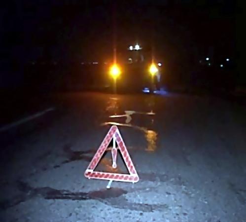 ДТП вПодмосковье: Натрассе «Дон» автомобиль Мазда насмерть сбил пешехода