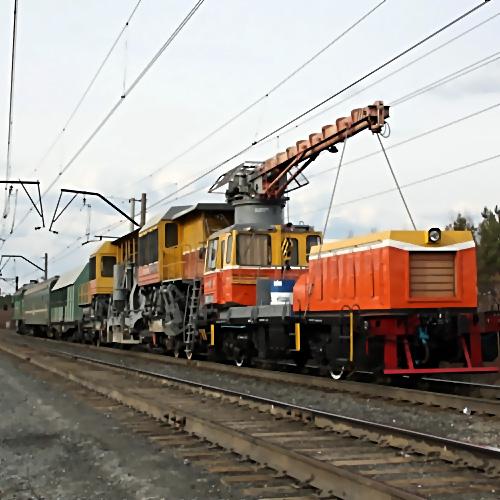 Под Новгородом сошел срельсов поезд