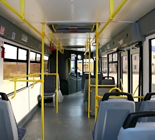 Нижний Новгород планирует закупить в этом 2016г. 51 новый автобус