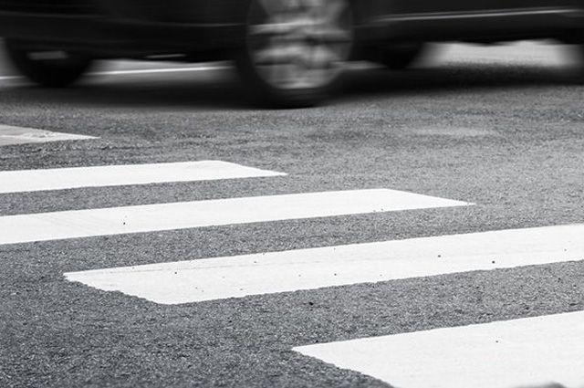 ВОмске 9-летнего ребенка сбили напешеходном переходе