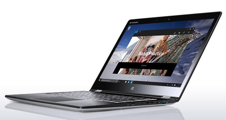 Lenovo представила новый ноутбук-трансформер Yoga 700 в двух вариантах