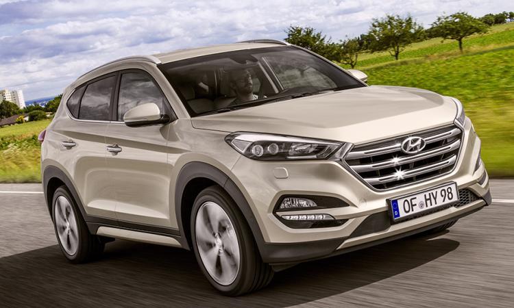 Появились данные о комплектациях российской версии Hyundai Tucson
