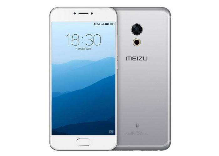 Флагманский Meizu Pro 6S представлен официально
