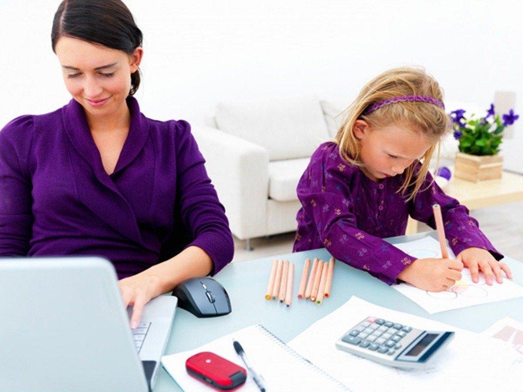 Работа сдома через интернет увеличивает продуктивность— Ученые