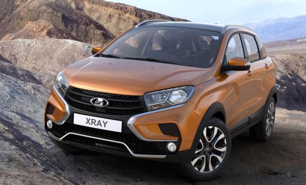 Lada Xray Cross может получить вариатор от Renault Kaptur