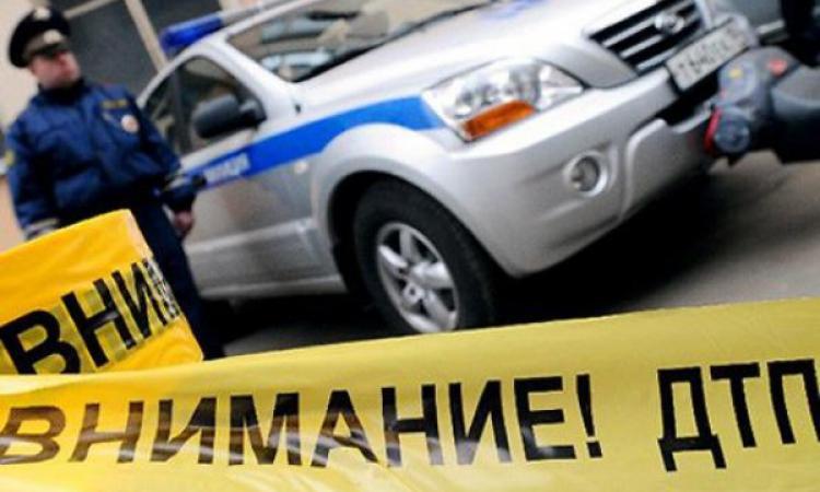 Вопрокинувшейся Ауди в российской столице умер человек