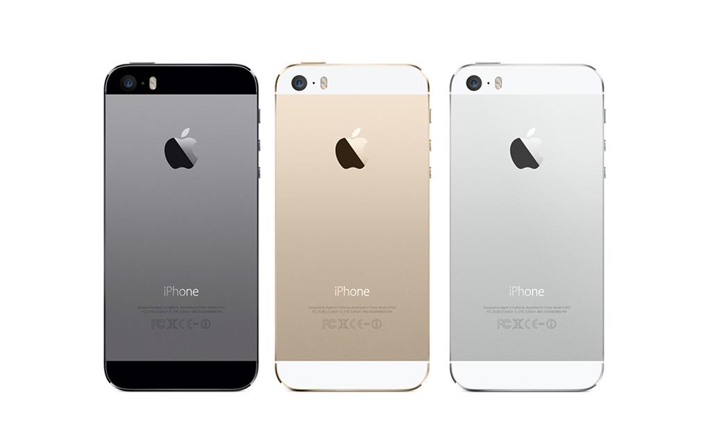 IPhone 5s оказался самым популярным смартфоном Apple в РФ