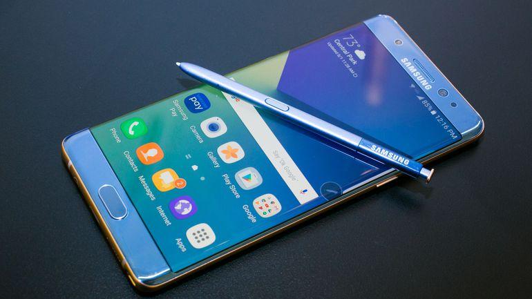 Самсунг отозвала вСША около 85% Android-смартфонов Galaxy Note 7