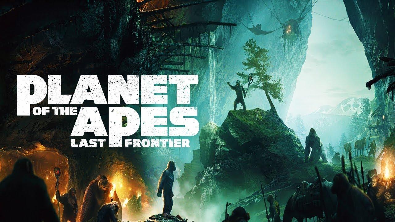Стала известна официальная дата выхода Planet ofthe Apes: Last Frontier
