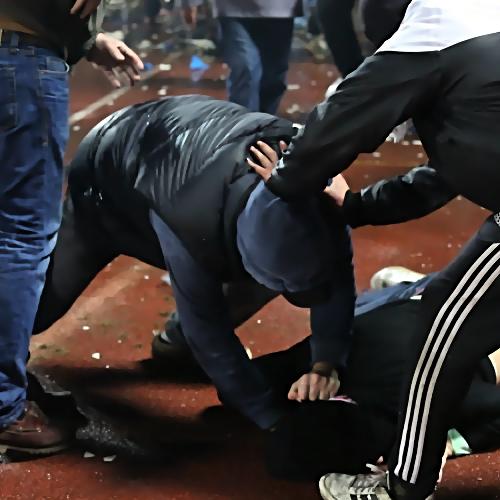 ВМосковском районе пьяные посетители устроили массовую драку ссотрудниками ресторана