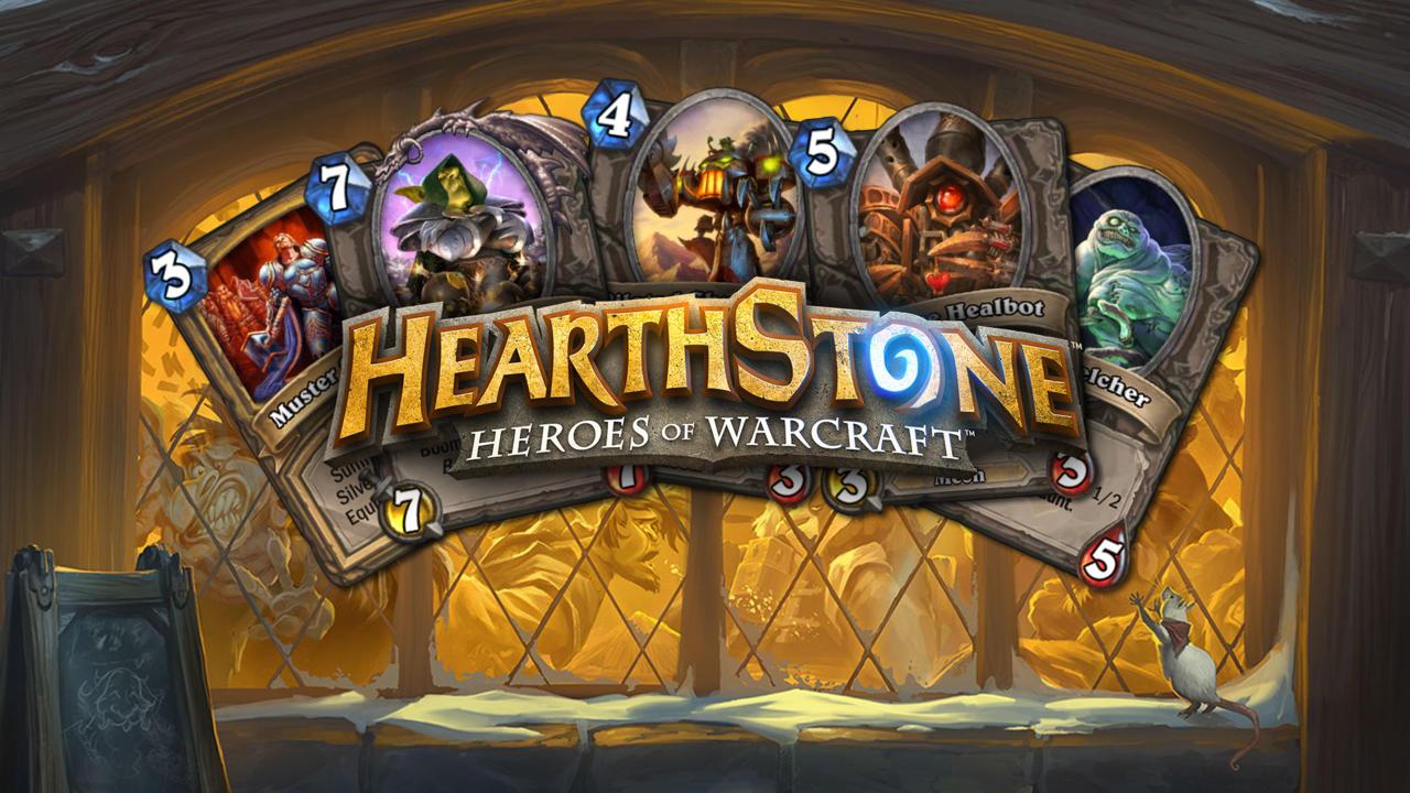 Blizzard показали аддон «Кобольды икатакомбы» для Hearthstone