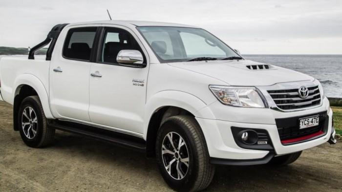 Toyota отзывает из России 685 дефектных пикапов Hilux