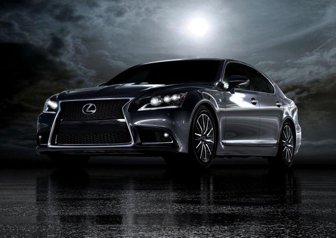 Тойота назвала дату выхода обновленного поколения Лексус LS
