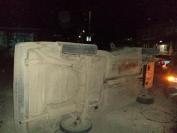 ВПензе встолкновении «Фольксвагена» и«КамАЗа» пострадали 4 человека