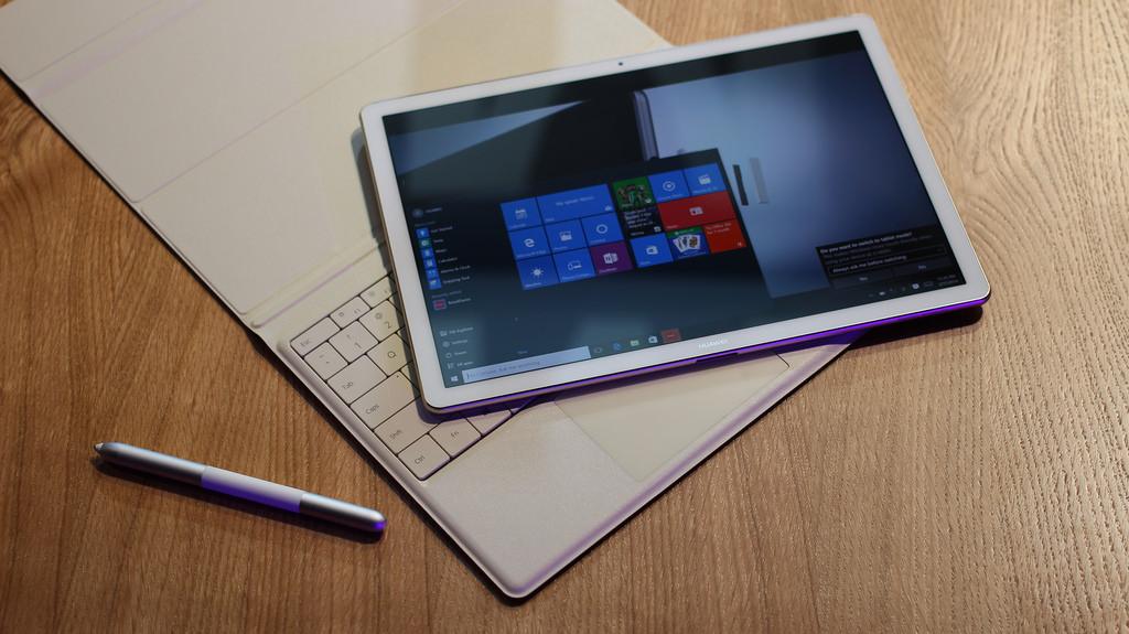 Представлен ноутбук Huawei Mate Book 13 с технологией Huawei Share 3.0 и NFC