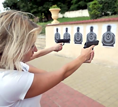 Девушка случайно застрелилась изтравматического пистолета под Москвой