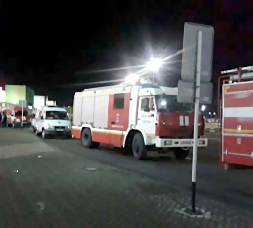 Неменее тысячи воронежцев эвакуировали из«Града» из-за сообщения обомбе