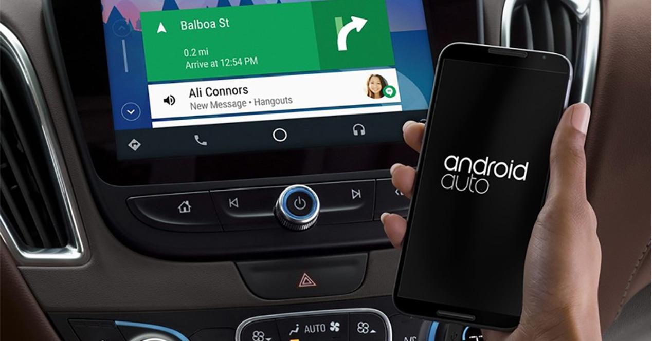 Система андроид Auto от компании Google будет доступна на телефонах