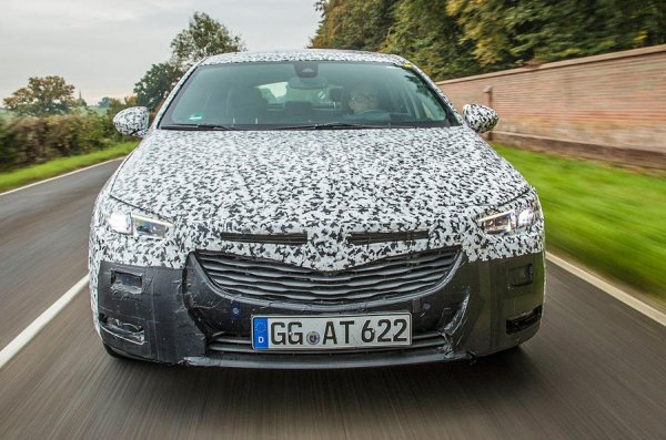 Vauxhall Insignia Grand Sport будет лучшей влинейке марки