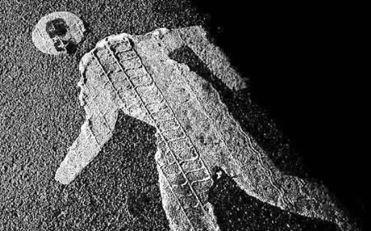 Наюге Волгограда неизвестный шофёр сбил мужчину и исчез