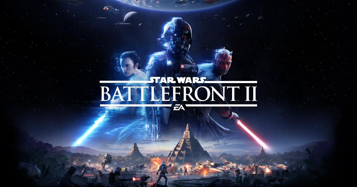 Новый ролик Star Wars Battlefront 2 посвятили основной  героине