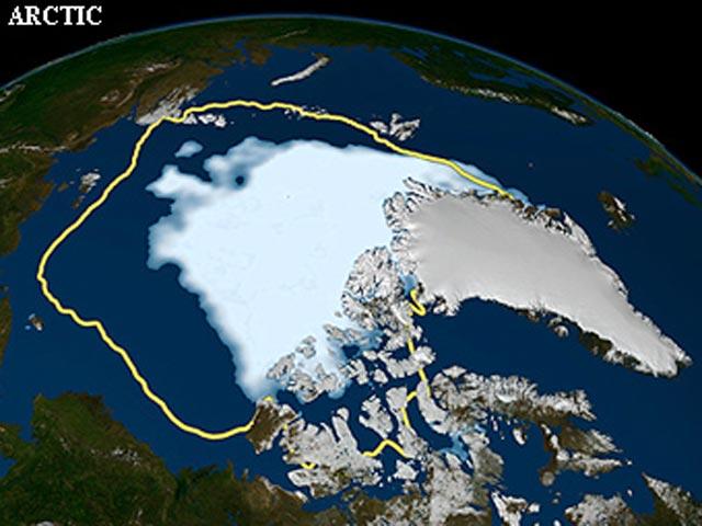 Вглобальной паутине появился видеоролик, накотором показали Землю после таяния всех ледников